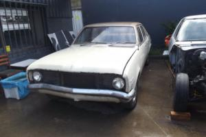 HT Holden in VIC