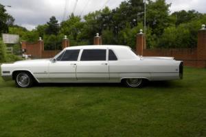 1966 Cadillac Fleetwood (las Vegas) 7 Seater Photo