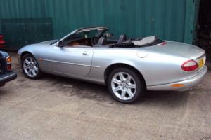 Jaguar XK8 Convertible spotless condition inside and outside lovely Driver