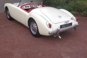 mga roadster 1957