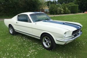 1965 Mustang fastback Shelby GT350 replica
