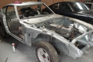 1973 Datsun 240z RHD uk car project barnfind restoration Photo