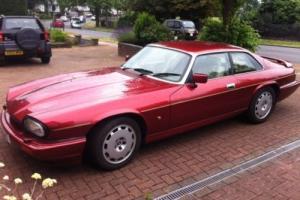 1993 Jaguar XJRS 6.0lt
