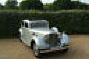 1936 SS Jaguar 1 1/2 litre