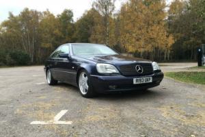 1998 Mercedes Benz 420CL