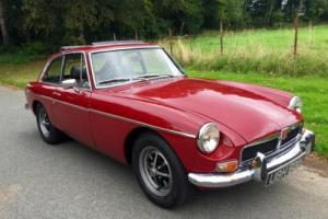 MGB GT 1.8 **** £1000 Discount on any classic for next 7 days **** Photo