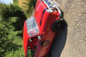 Classic rover mini 1000cc sports pack alloys track day show