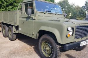 landrover 6x4 V8