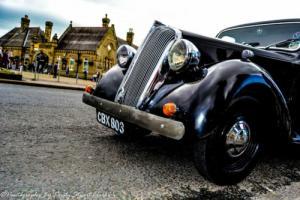 Standard Flying 12 Twelve Vintage Classic Car Black 1945