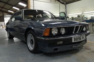 Alpina B10 1985 BMW 735 I SE AUTO BLUE