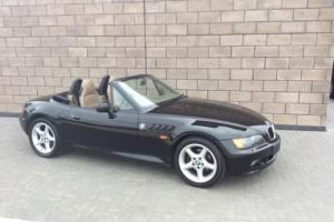 BMW Z3 1.9, 61,000 Miles, 3 Previous Owners