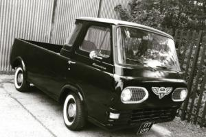Ford Econoline 1961 pickup 5.3 vortec v8 auto, hot rod rat rod classic swap px