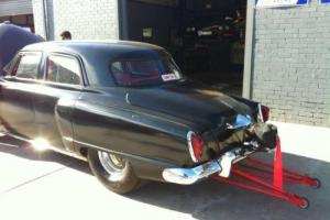 1951 Studebaker Champion Tubbed Caged Drag Race CAR Chev NO Reserve Project in NSW