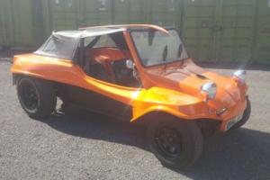 VW BEETLE BEACH BUGGY 1972 CHASSIS AWESOME FUN