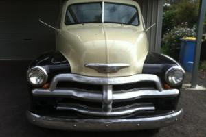 Chev Truck 3 4 TON CAB Chassis Aust Delivered 2 Owners Great Restorer