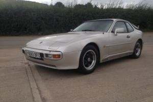 PORSCHE 944 low milage project