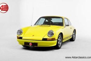 FOR SALE: Porsche 911T 2.4 MFI 1972