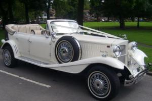 Beauford 4 Door Wedding Car
