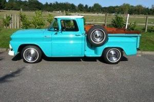 Chevrolet C10 1962 Stepside Pick Up