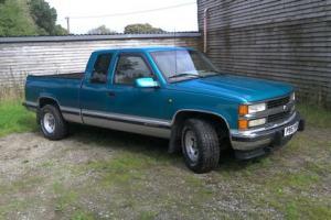 1996 Chevrolet GMC Silverado diesel