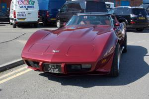 CORVETTE STINGRAY C3