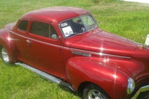 1940 Chrysler Royal Business Coupe