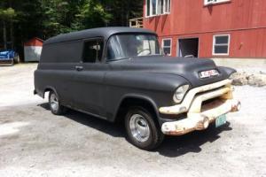 1956 GMC 101 Panel