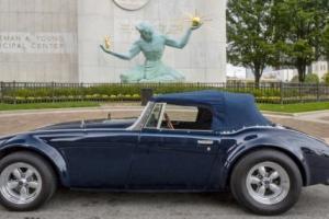 1962 Replica/Kit Makes convertible Sebring 5000 MX