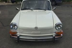 Volkswagen Type 3 Fastback TE 1600E VW not Beetle squareback notchback bay PX