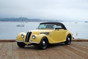 1938 BMW 327 Sport Cabriolet Resto-Mod 327 Sport Cabriolet Hot Rod