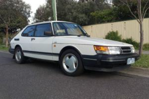 1992 Saab 900i Coupe 5SPD Manual Turbo Aero Body Upgrades REG Till JAN17 in VIC