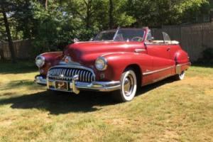 1947 Buick super 50