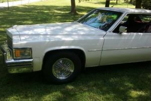 1977 Cadillac DeVille D'Elegance