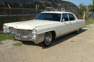 1965 Cadillac Fleetwood FLEETWOOD BROUGHAM