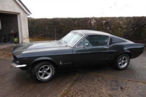 1967 Ford Mustang GTA 390 V8 fastback
