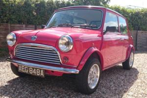MINI 1275 MARK 3 SHELL 1962 REGISTERED TAX EXEMPT BEAUTIFUL CONDITION Photo
