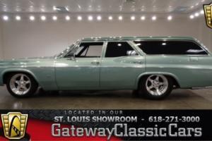 1966 Chevrolet Bel Air/150/210 Wagon