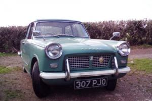 TRIUMPH HERALD 1200 1963 Photo