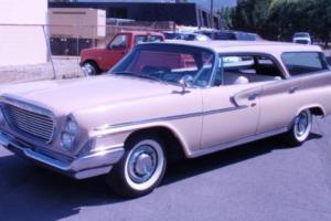 1961 Chrysler Newport Wagon