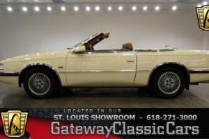 1989 Chrysler Maserati