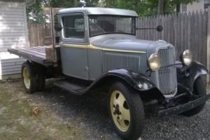 1933 Ford BB Photo