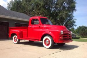 1953 Dodge Other Pickups Job Rated