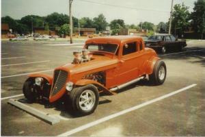 1933 Dodge Five Window Coupe