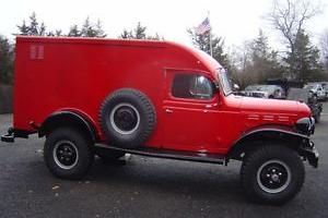 1968 Dodge Power Wagon M615