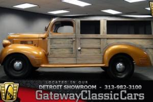 1946 Dodge Other Pickups Woody