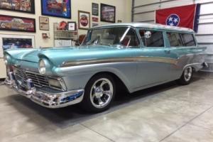 1957 Ford Ranch Wagon Del Rio