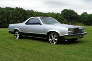 1981 GMC caballero