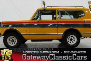 1977 International Harvester Scout II