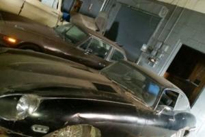 1971 Jaguar E-Type E-type