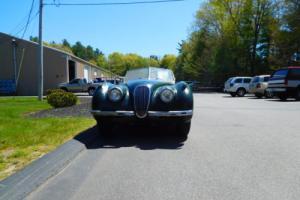 1954 Jaguar XK 120 Photo